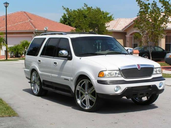 Navigator On 26 Inch Rims Find the Classic Rims of Your Dreams - www.allcarwheels.com