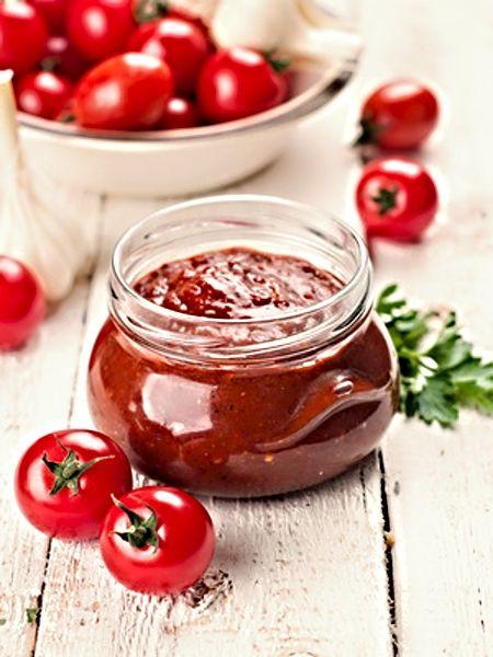 Rajčatová marmeláda
