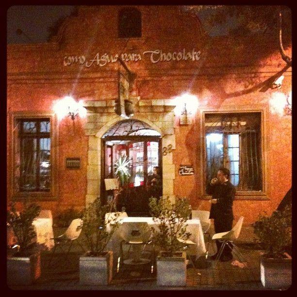 Como Agua para Chocolate Restaurante #santiago #chile - Constitución 70 – Bellavista. www.comoaguaparachocolate.cl