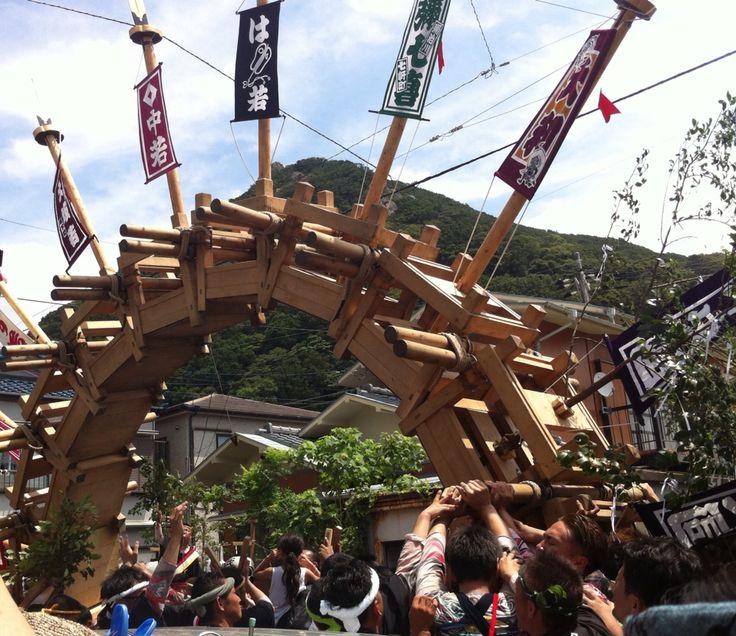 下田 太鼓祭り