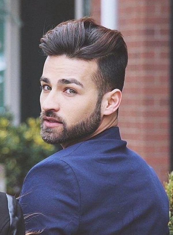 Beard Style For Round Face Men Bartstile Fur Manner Barte Und Haare Kurze Haare Und Bart