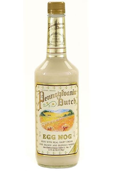 Liquor Barn - Pennsylvania Dutch Egg Nog 750ML, $9.99 (http://www.theliquorbarn.com/pennsylvania-dutch-egg-nog-750ml/)