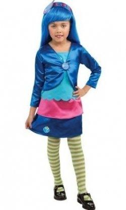 Blueberry Muffin Costume