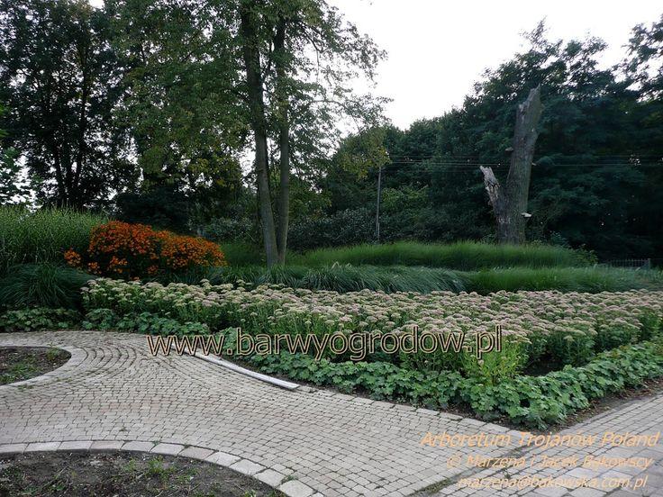 Arboretum Trojanów Poland