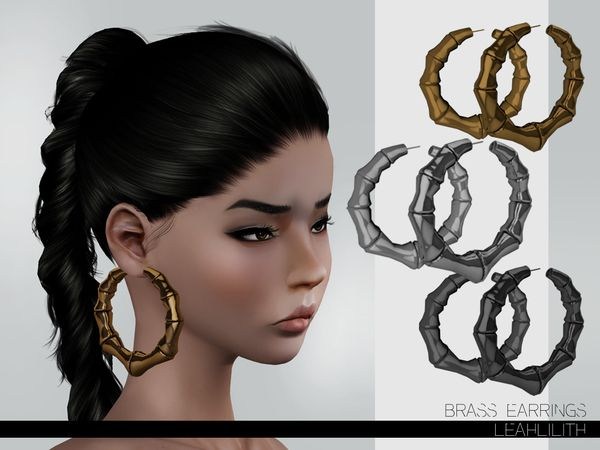 sims 3 earrings 1000 images about sims jewelry on 3552