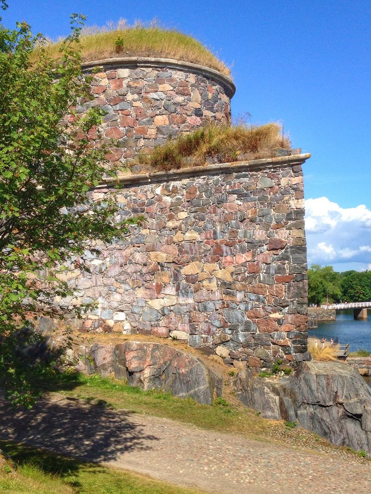 Suomenlinna, Helsinki, Finland, august 2014. Photo by Jari Juntunen