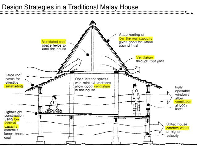 traditional tropical house design
