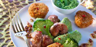 Découvrez la recette Rognons de veau sauce madère sur cuisineactuelle.fr.