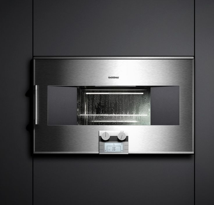 Gaggenau 200 Series bi steam Oven Revuu