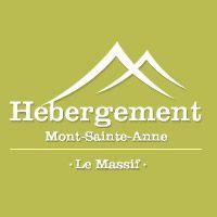 Hébergement Mont Sainte-Anne-Le Massif