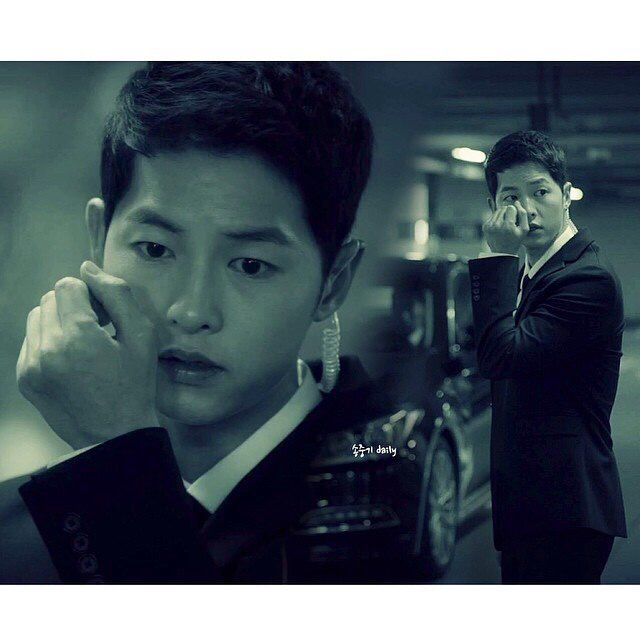 Song Joong Ki, Descendants of the Sun