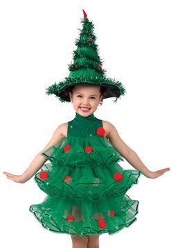 9 best diy christmas tree costume idea images on pinterest diy pom pom tree decorations solutioingenieria Gallery