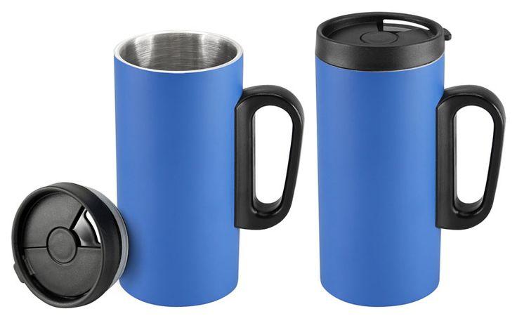 Mug de aluminio. Variedad de colores