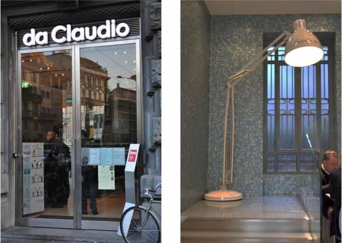 The Great JJ @Pescheria da Claudio in Milan! Light Your Heart