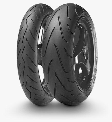 Metzeler SPORTEC M3 Tires.