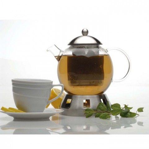 VTW Tea Pot & Warmer on framestr.com