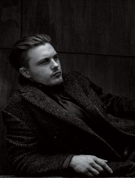 Michael Pitt, so deliciously pensive on Boardwalk Empire.
