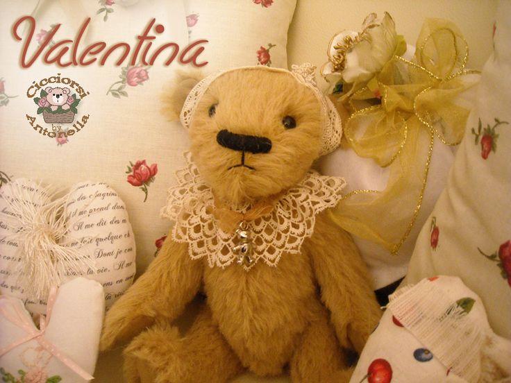 Cicciorsi by Antonella's bears