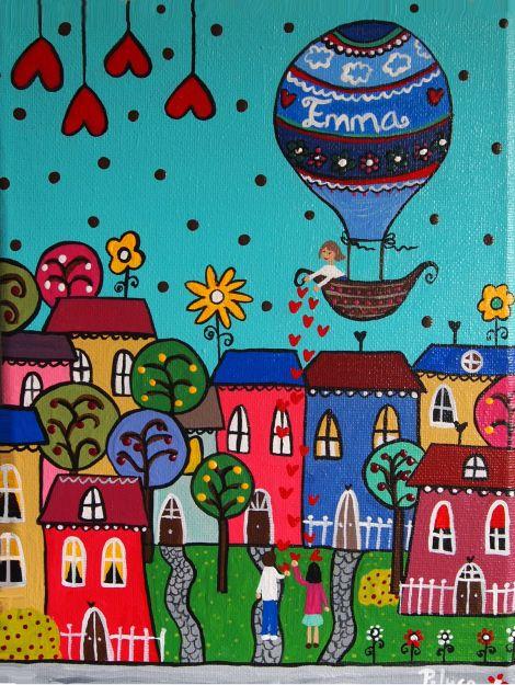 Mis pinturas Naifs                                                                                                                                                                                 Más