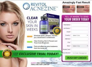 Revitol AcnezineThe reason Acnezine works is due to an active ingredient called Benzoyl Peroxide. Benzoyl Peroxide is a well known medication to treat acne and works by decreasing the number of acne-causing bacteria on the skin. This is the main force behind Revitol Acnezine working to reduce ...........
