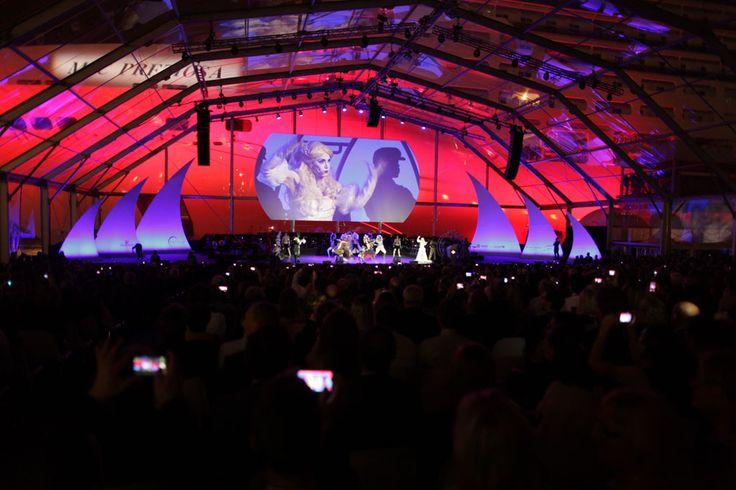 """Genua becomes Precious"" Event for MSC Crociere | Inner view"
