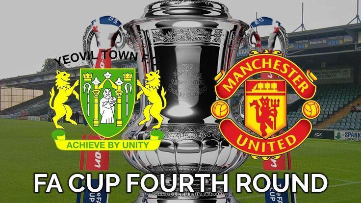K.O 02.55  Yeovil Town vs Manchester United live streaming FA Cup http://ift.tt/2GgyFnB EPL Match MU