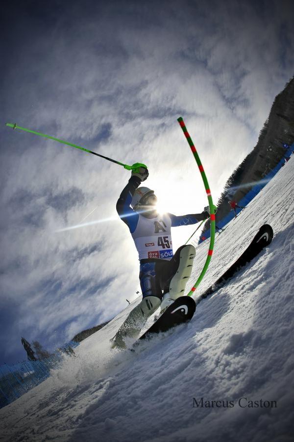 #Curving #slalom