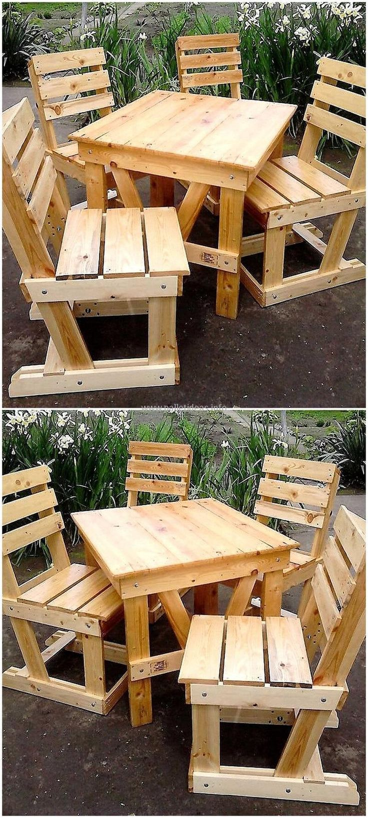 Wooden transport pallets have become increasingly popular for diy - Creative Diy Ideas With Reclaimed Wood Pallets