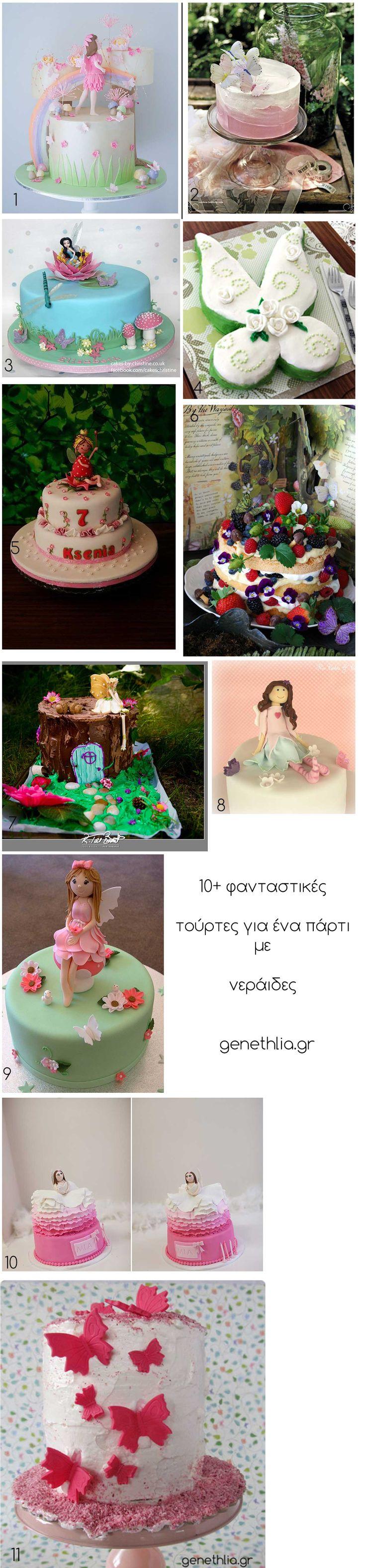 Fairy cakes ideas
