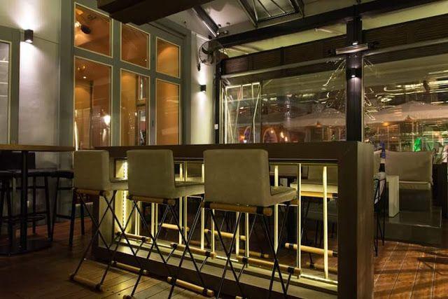 Mexil Design Cafe Bar Diem Preveza #mexil #stools #bar #cafe #preveza