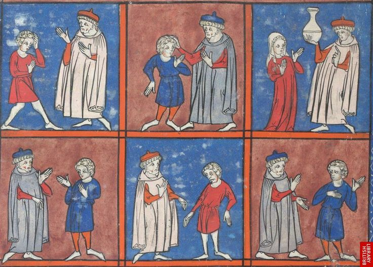 relationship between middle ages and renaissance artwork
