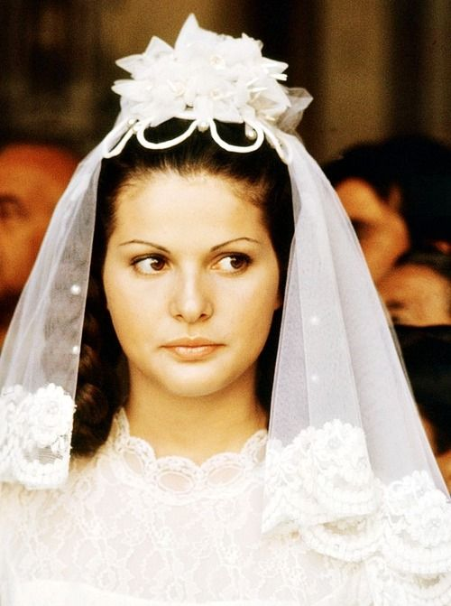 "Simonetta Stefanelli as Apollonia in ""The Godfather"""