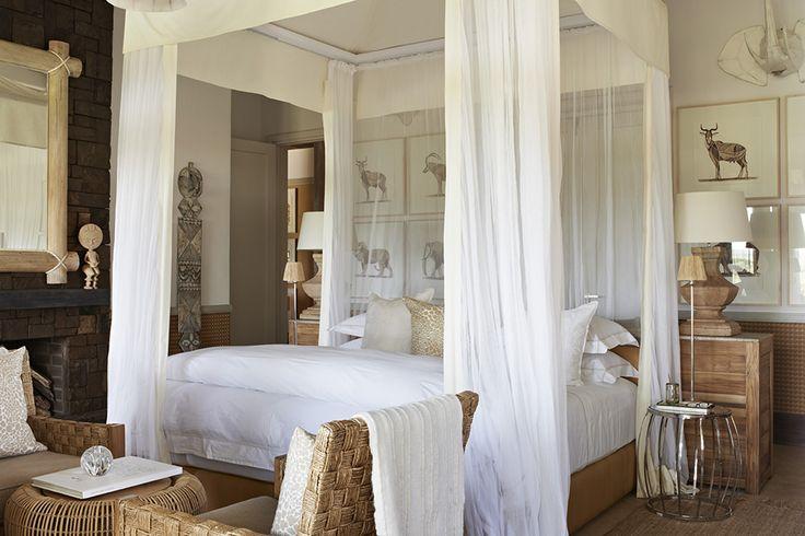 Out of Africa | 1stdibs  Singita Lodge designed by Boyd Ferguson
