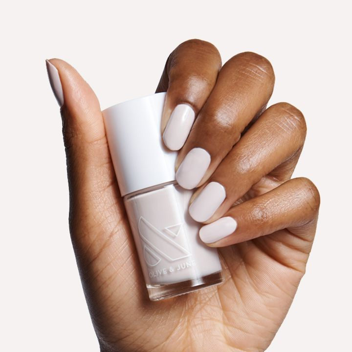 The Coziest Winter Nail Colors For January 2021 Nail Polish Nail Colors Winter Olive And June