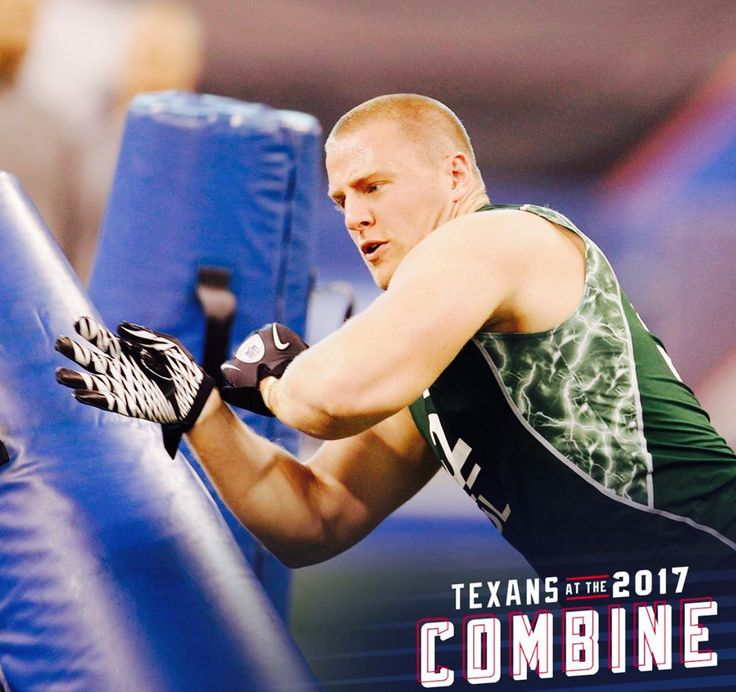 JJ Watt at the 2011 NFL Scouting Combine