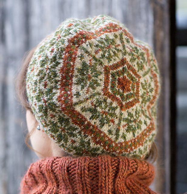 Ravelry: Natural Geometry pattern by Mary Henderson
