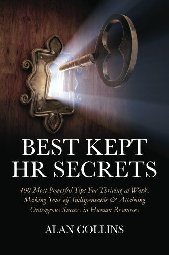 Alan Collins, former VP of Human Resources of PepsiCo has written a ground-breaking book for HR professionals. His work has helped me tremendously as an aspiring HR leader with his proven, no B.S w…