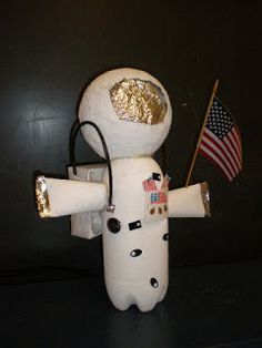 Biography Bottle Project: Neil Armstrong