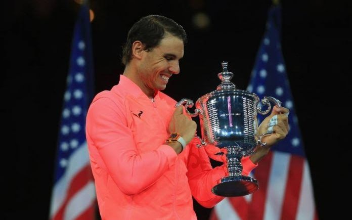 Rafael Nadal wins third US Open, 16th Grand Slam title
