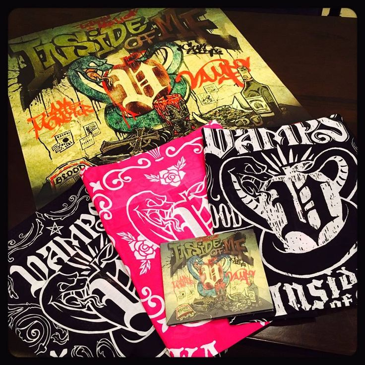 INSIDE OF ME VAMPS. Release On August 31 2016.