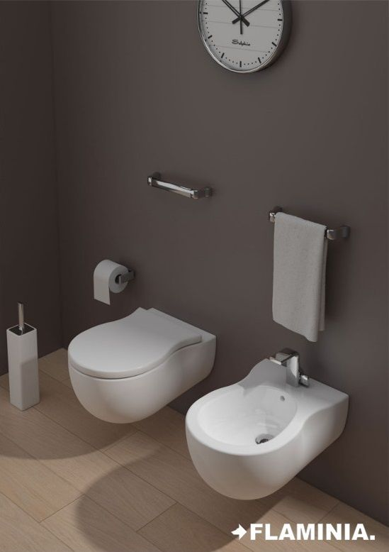 Vasi e bidet/Wc and bidet PINCH - Nendo, 2015  #Ceramic #Design #Bathroom