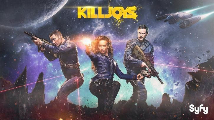 Killjoys - Season 2 - Cast and Promotional Photos Sneak Peek Promos Opening Titles & Key Art Updated