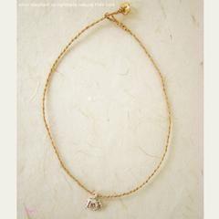TalisgirlCharms-sterling silver-Elephant-fixed-hanger-charm-on-handmade-cord-125-WEB