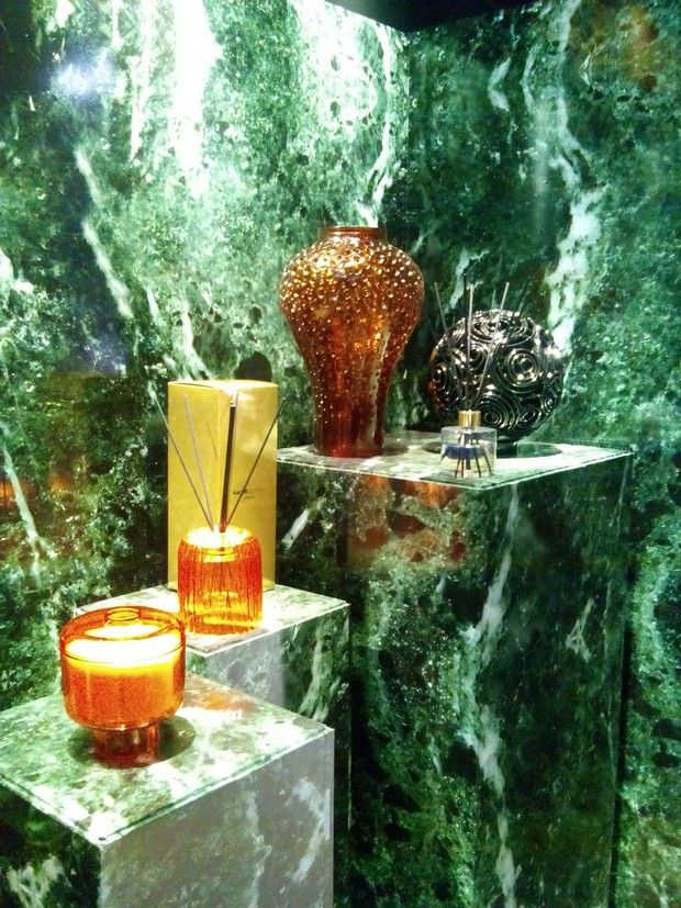 Maison et Objet Paris 2015 News Kartell fragrances for home decor