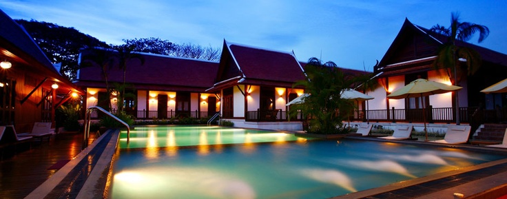 The Legendha Sukhothai Resort  Thailand