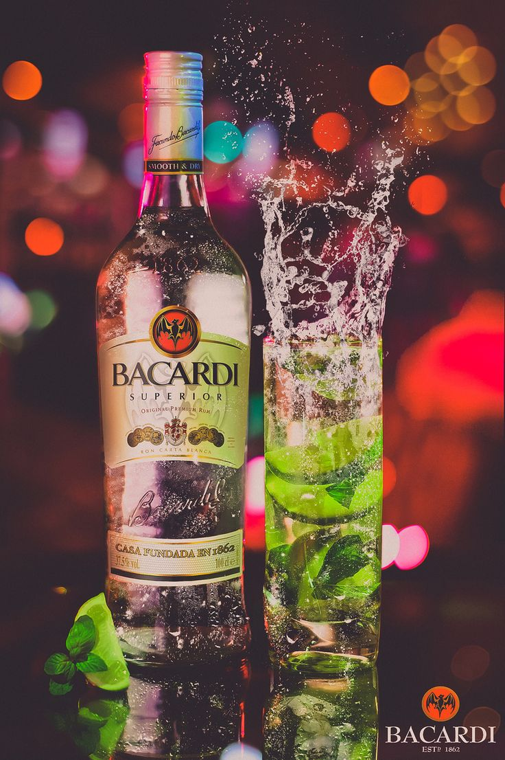 Bacardi - Pablo Sarlo on Fstoppers