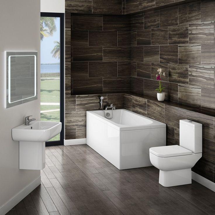 Oltre 25 fantastiche idee su piccoli bagni moderni su - Piccoli bagni moderni ...