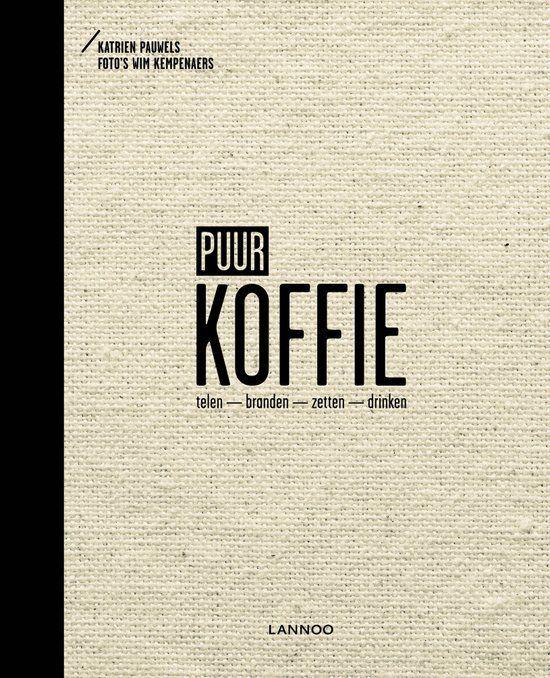 Puur koffie (Hardcover) €35,-