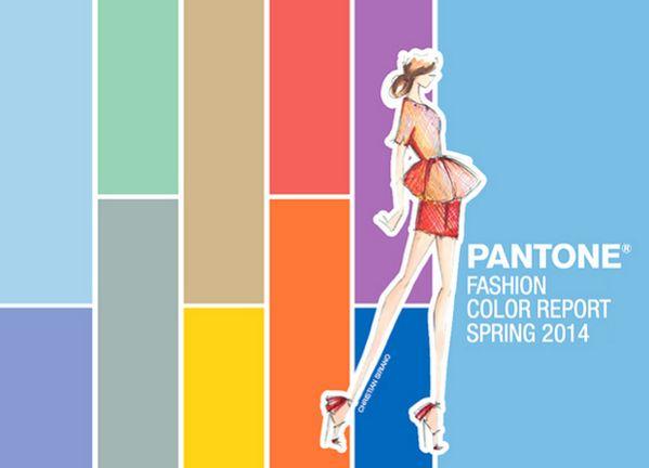 Pantone 2014 colours