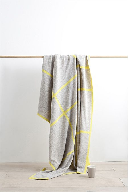 Ensson Knit Throw